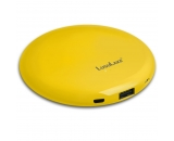 LuguLake 7800mAh External Battery Pack, High Capacity Power Bank, Backup Charger