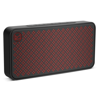 LuguLake Wireless Bluetooth Speaker Slim Extremely Portable Pocket Size with NFC Capability, TF Card Slot