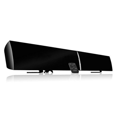 Lugulake Tv Sound Bar Surround Wireless Speaker For Home Theater 39 Inch 40 Watts Multi Connection Usb Wall Mounted Soundbar New Version